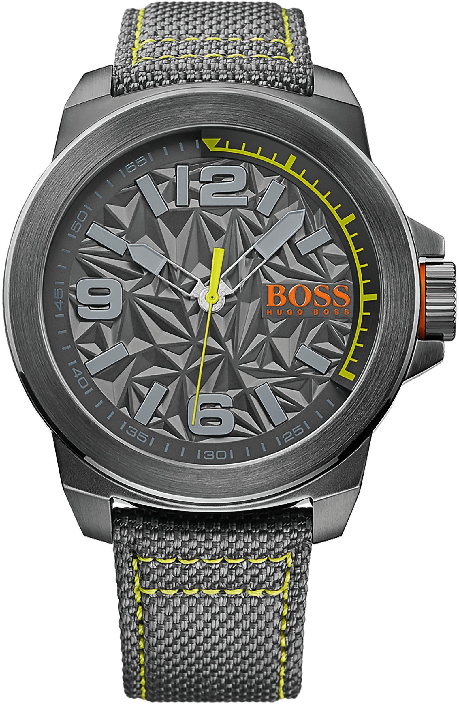 Boss Orange Quarzuhr »NEW YORK, 1513344«