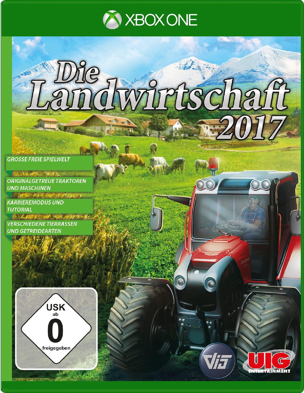 UIG Die Landwirtschaft 2017 »XBox One«
