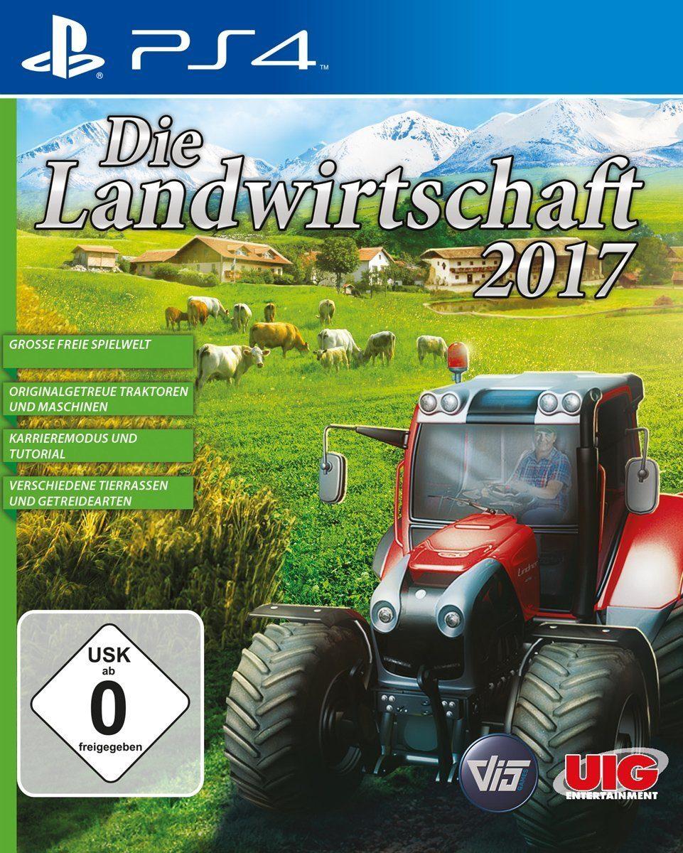 UIG Die Landwirtschaft 2017 »PS4«