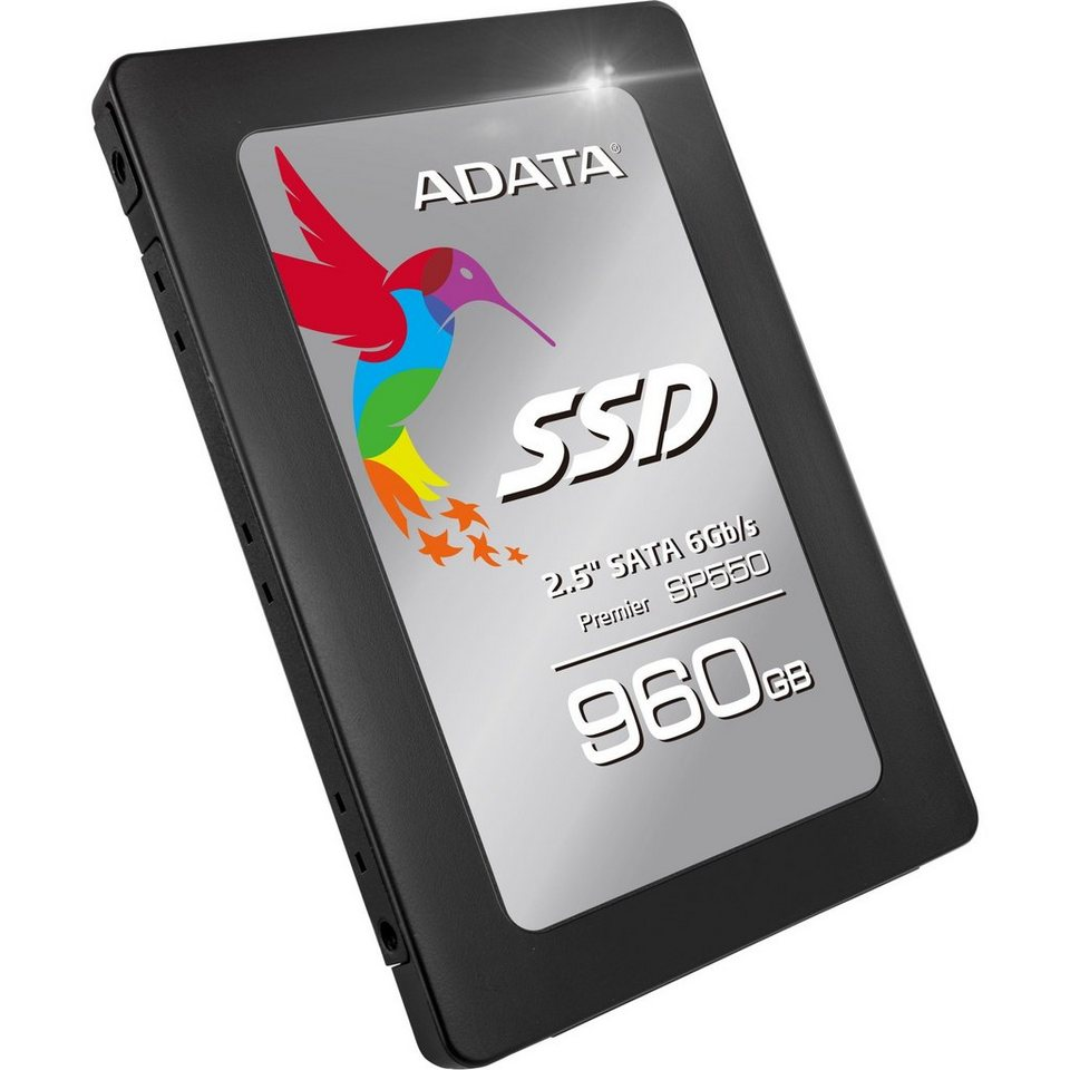 ADATA Solid State Drive »ASP550SS3-960GM-C 960 GB«