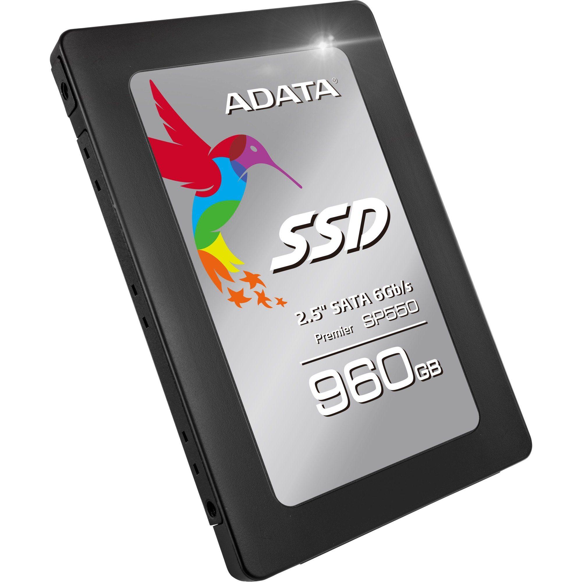 ADATA Solid State Drive »ASP550SS3-960GM-C 960 GB«
