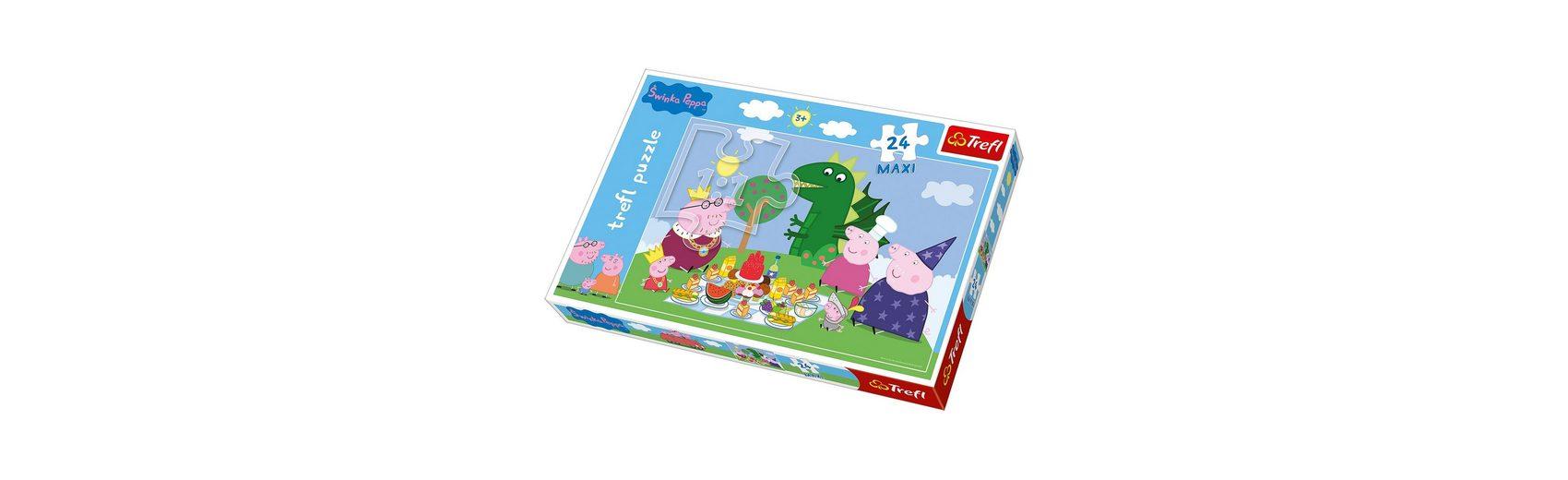 Trefl Maxi Puzzle - 24 Teile - Peppa Pig