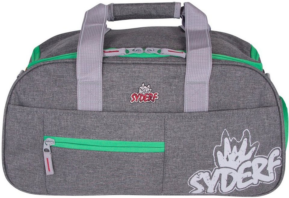 Syderf Sporttasche, »Five Stone« in grau