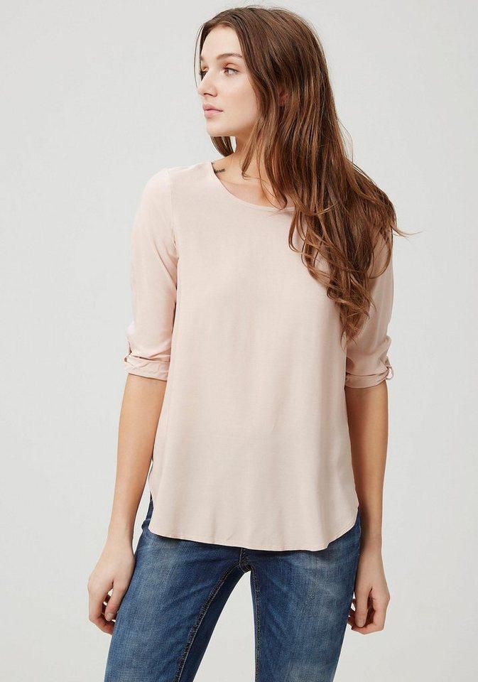 Vero Moda Schlupfbluse »BOCA« in rosé