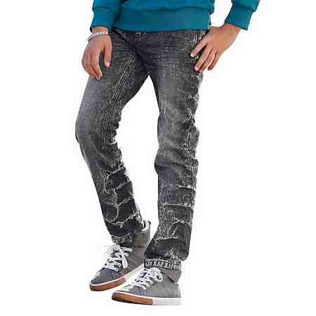 Bench Regular-fit-Jeans mit geradem Bein