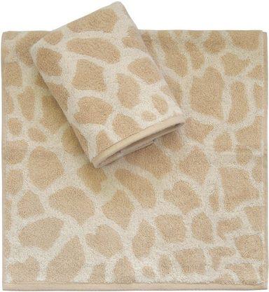 handt cher giraffe dyckhoff in giraffenfell optik. Black Bedroom Furniture Sets. Home Design Ideas