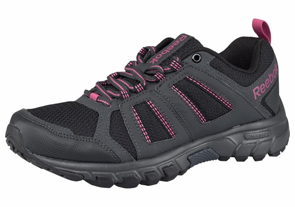Reebok »DMX Ride Comfort RS 3.0« Walkingschuh in schwarz-pink