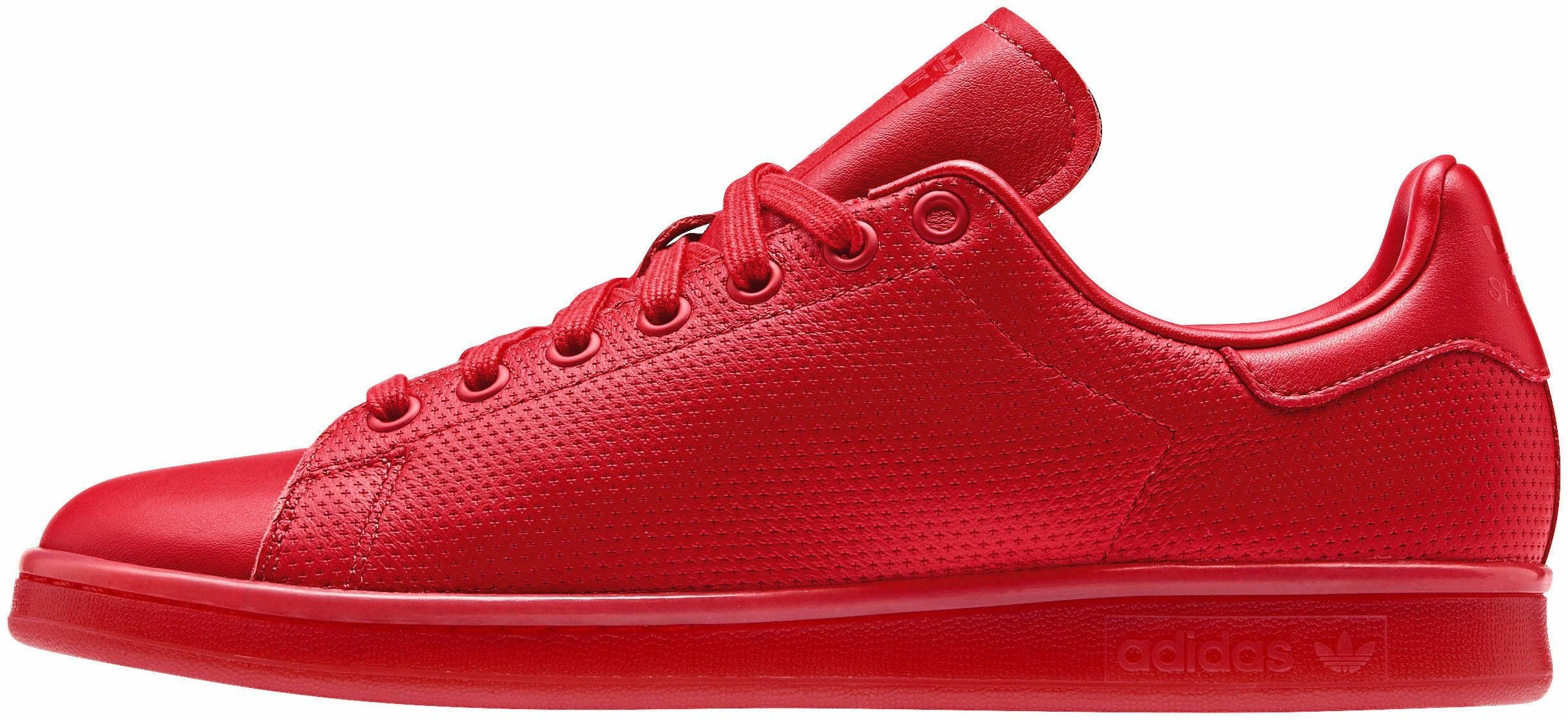 adidas Originals Stan Smith adicolor Sneaker  rot