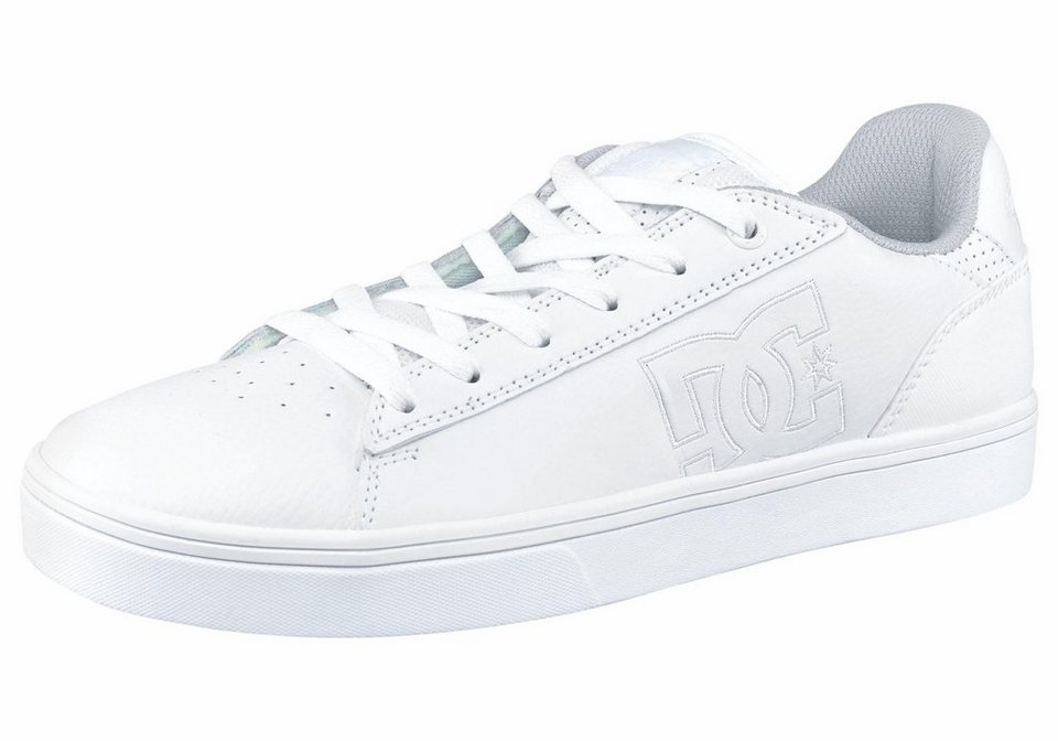 DC Shoes »Notch M Shoe« Sneaker in weiß
