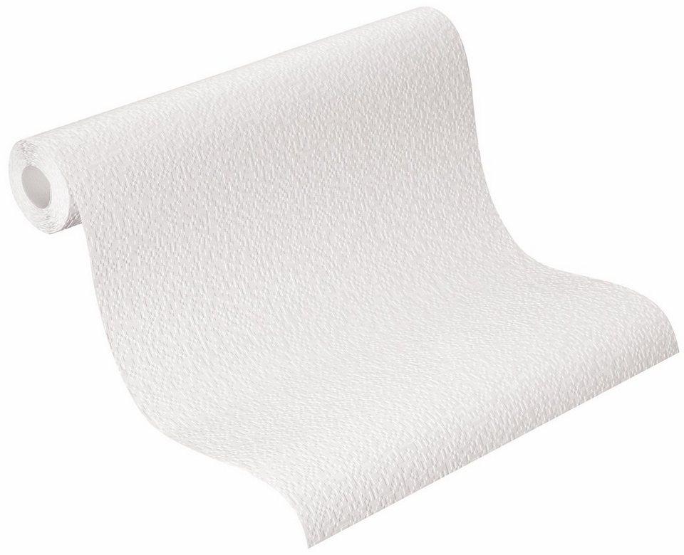 Vliestapete, Rasch, »Bits & Bytes 1« in weiß