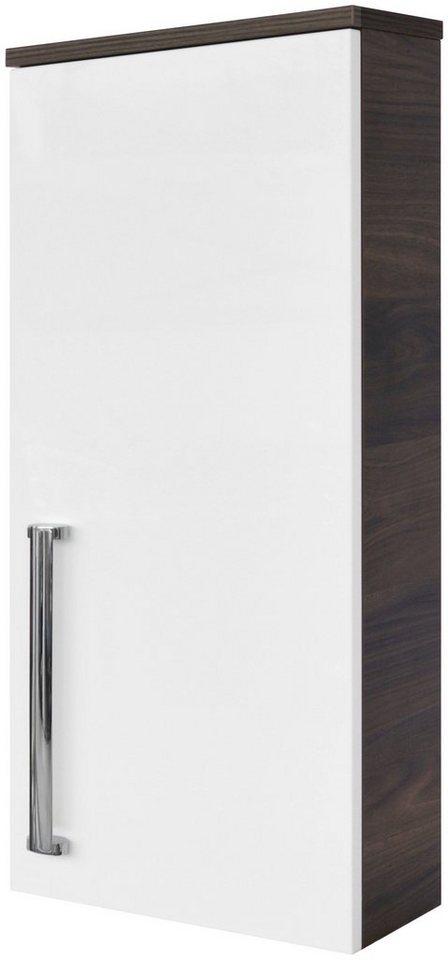 Fackelmann Badhängeschrank »Taris rechts«, Breite 30,5 cm in weiß