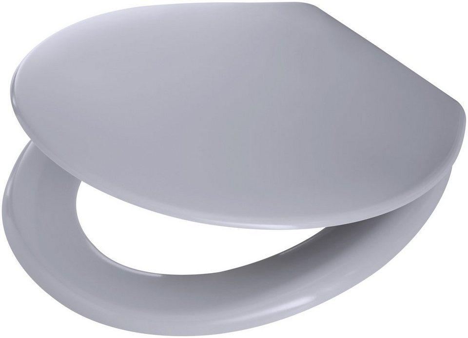 WC-Sitz »CALISTO« in hellgrau