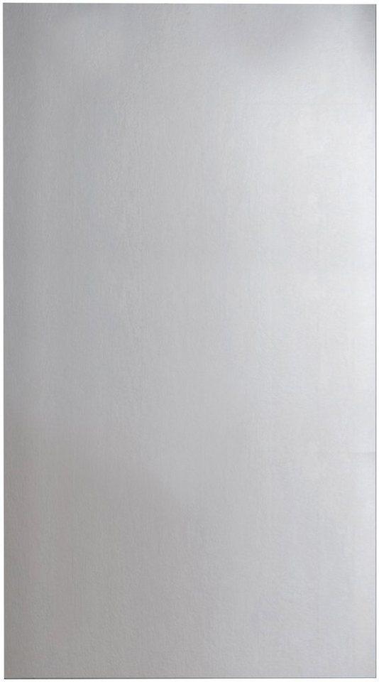 Spiegel / Badspiegel, Breite 50 cm in transparent