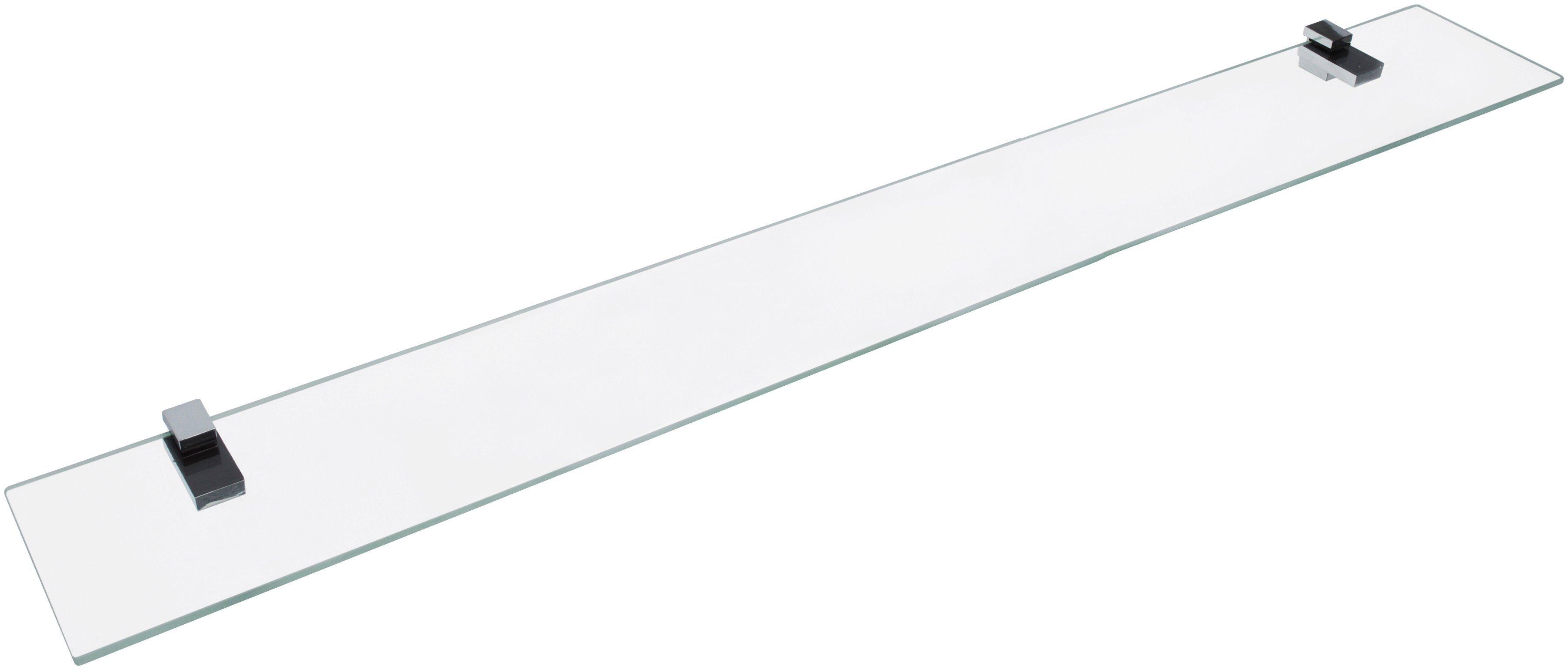 Ablage »aus Glas«, Breite 100 cm