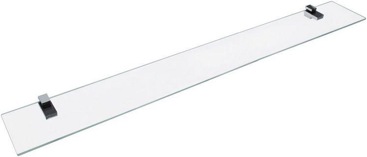 fackelmann ablage aus glas breite 100 cm kaufen otto. Black Bedroom Furniture Sets. Home Design Ideas