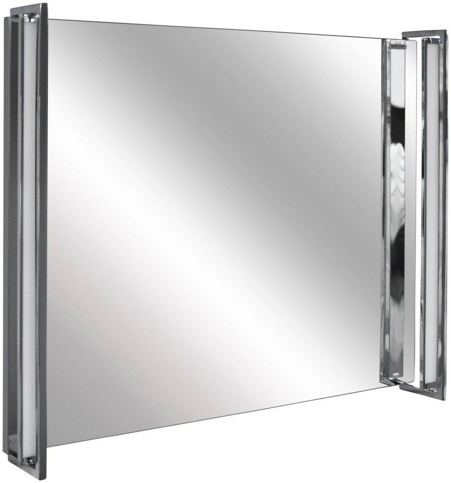 Badspiegel »Yega«, Breite 80 cm in silberfarben