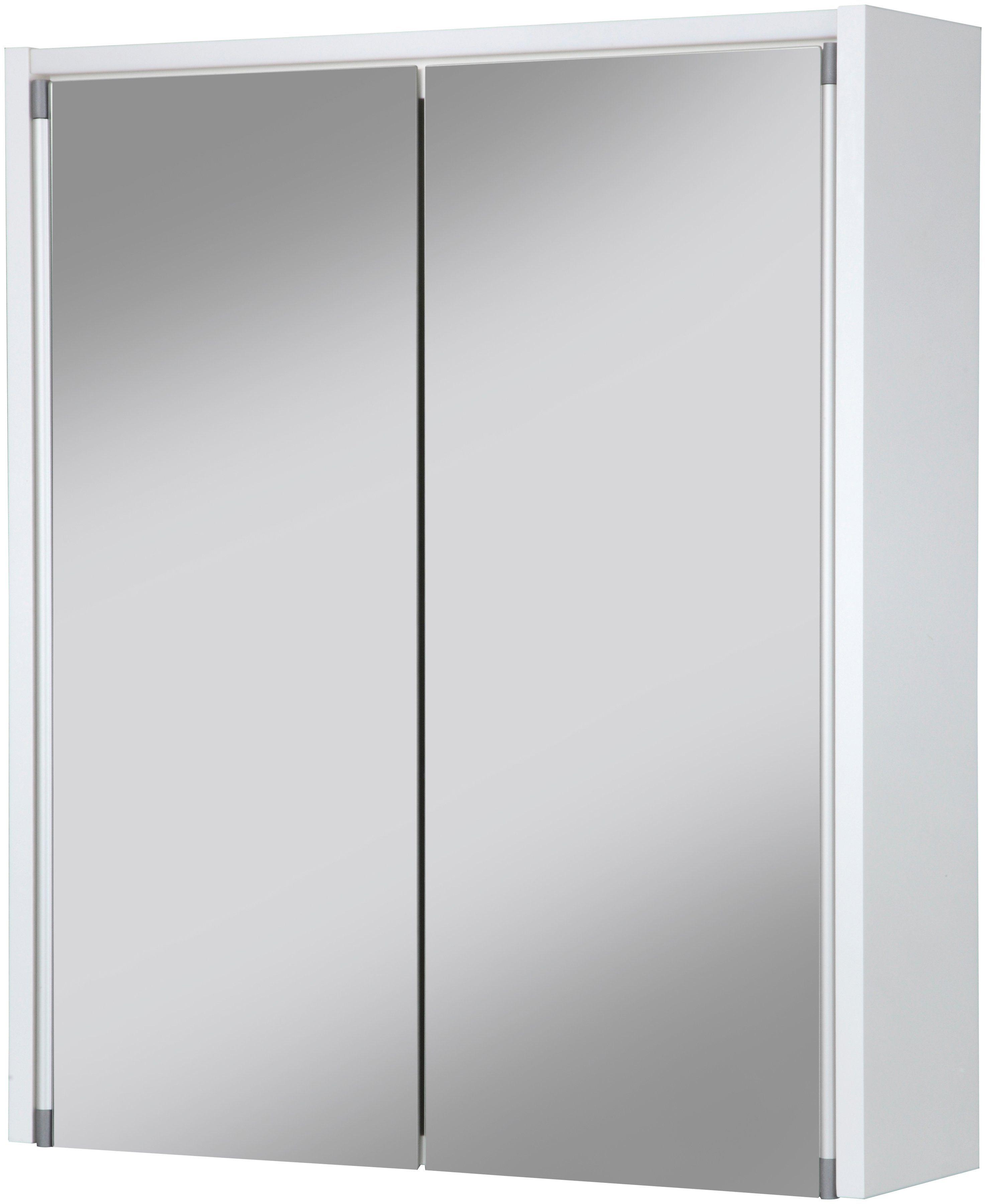Sieper Spiegelschrank »NelmaLine« Breite 54 cm, LED-Beleuchtung