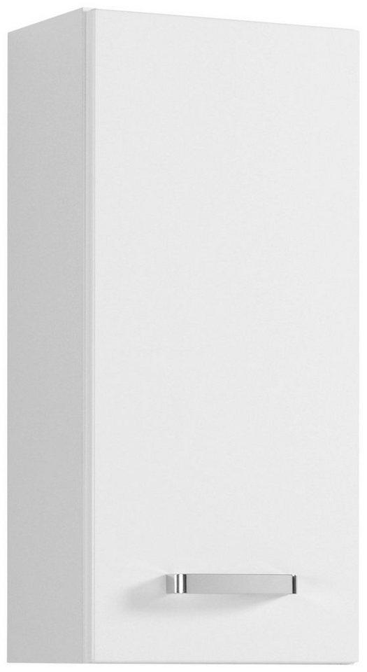 Held Möbel Badhängeschrank »Ancona«, Breite 30 cm in weiß