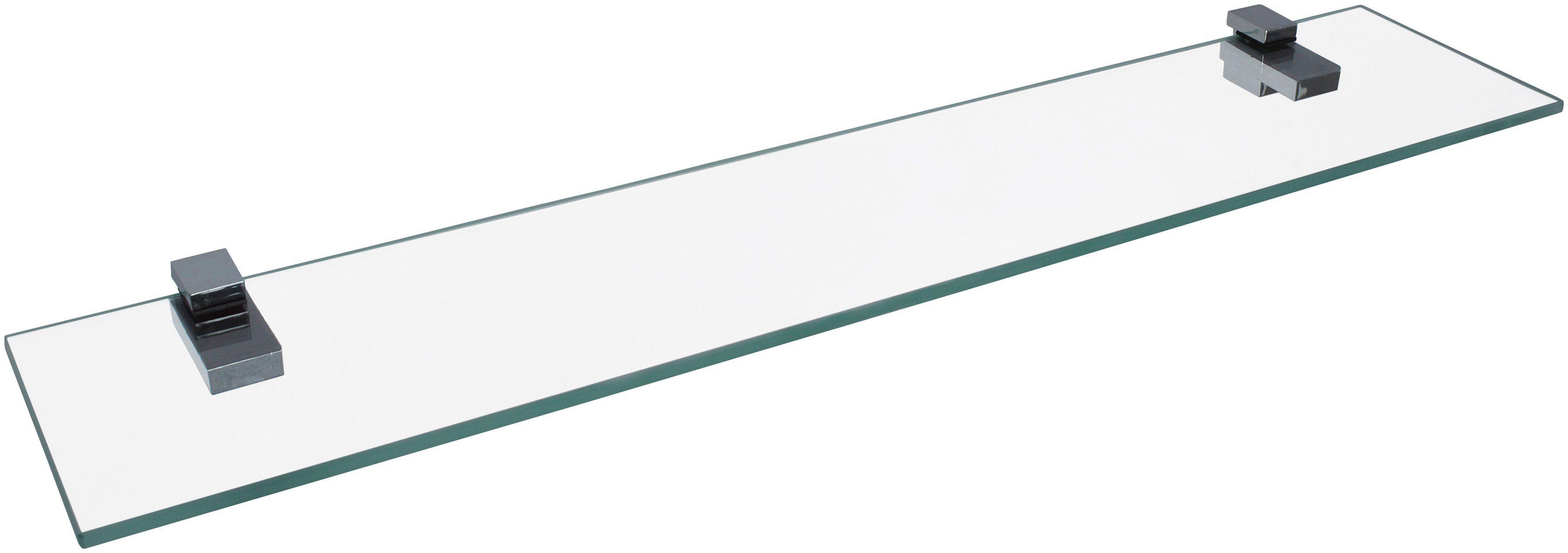 Fackelmann Ablage »aus Glas«, Breite 60 cm