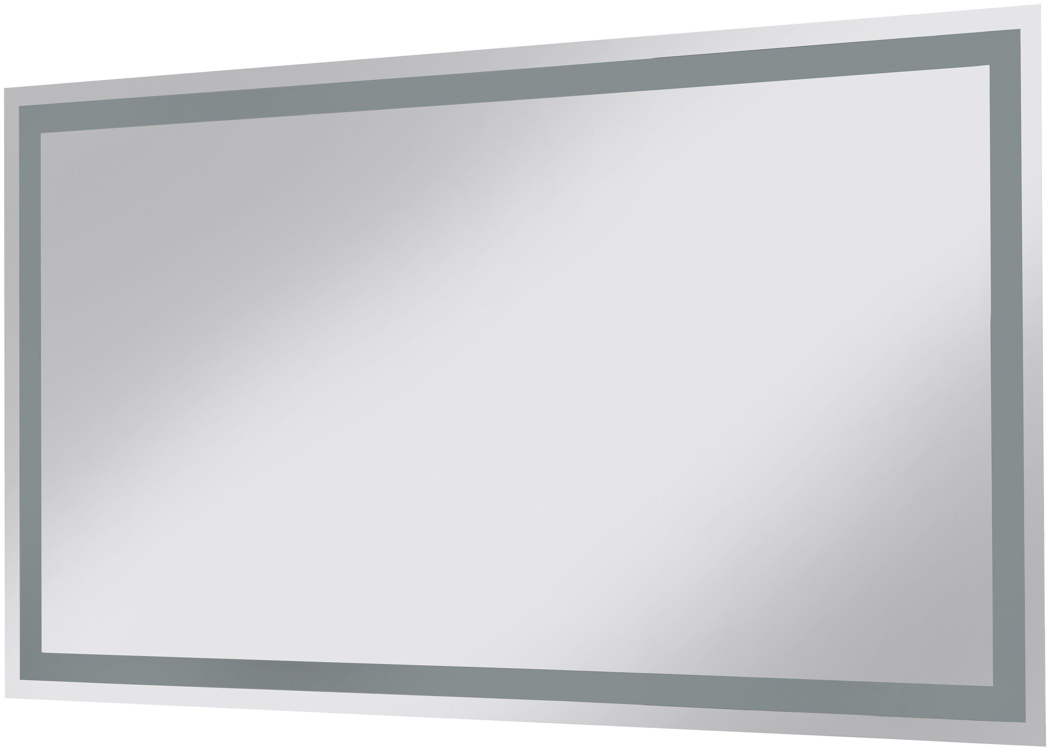 Spiegel / Badspiegel »Neonröhren« Breite 120 cm, mit Beleuchtung