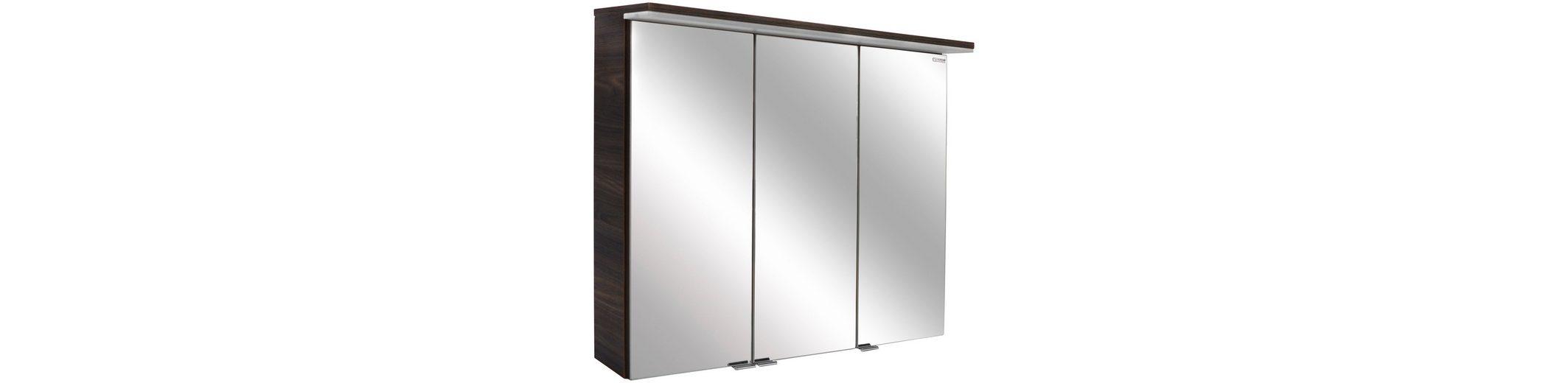 Spiegelschrank »Yega« Breite 80,5 cm, mit LED-Beleuchtung