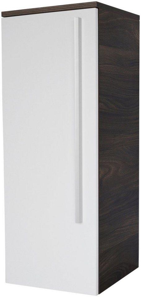 Fackelmann Badhängeschrank »Yega links«, Breite 30,5 cm in weiß