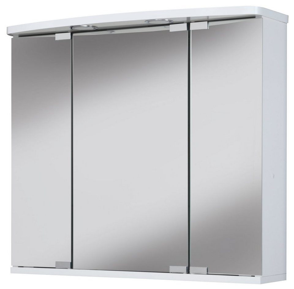 Spiegelschrank »Doro« Breite 68 cm, mit LED-Beleuchtung in weiß