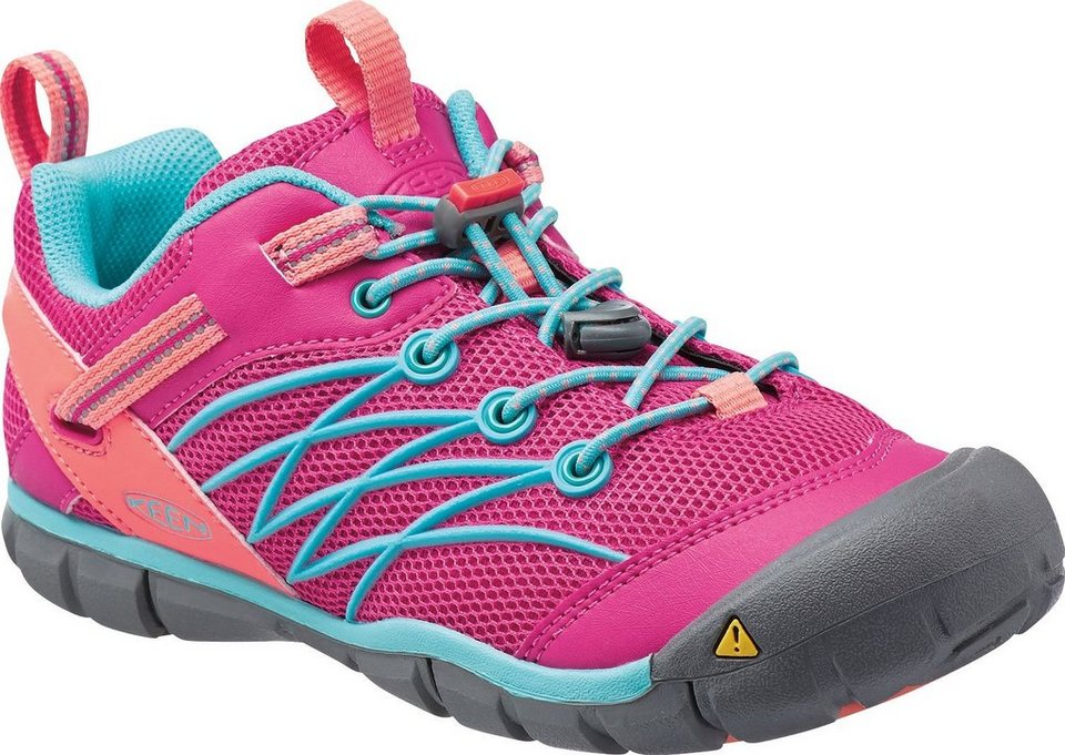 Keen Halbschuhe »Chandler CNX Shoes Youth« in pink