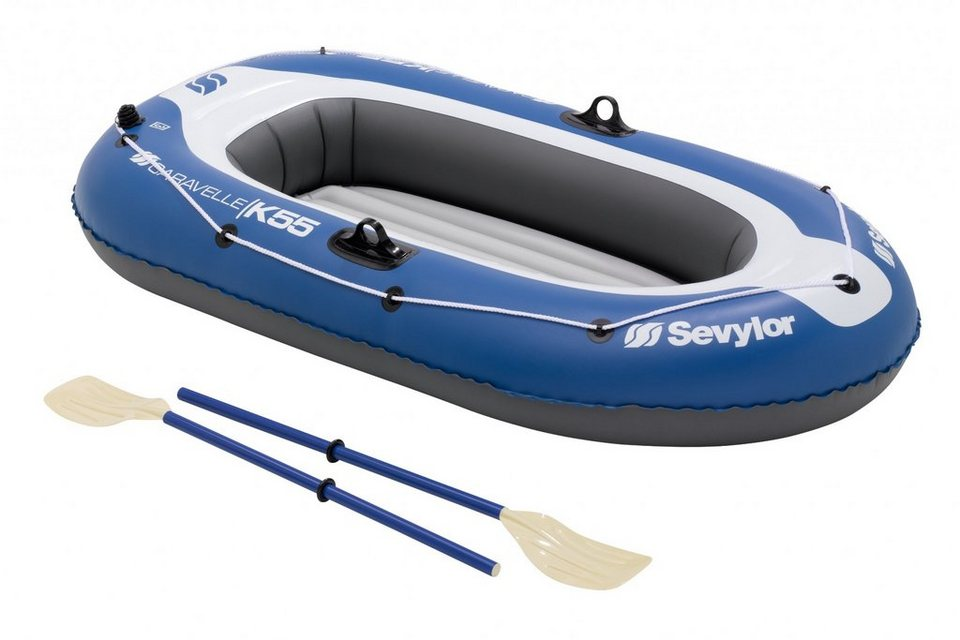 Sevylor Boot »Caravelle KK55 Schlauchboot« in blau