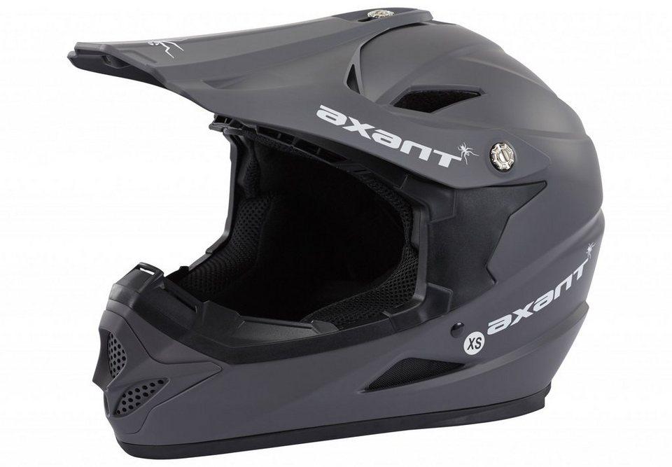 axant Fahrradhelm »A-Line Comp Helm« in grau