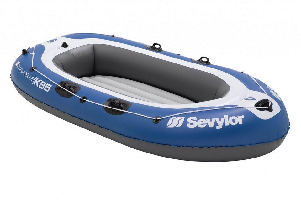 Sevylor Boot »Caravelle K85 Schlauchboot« in blau