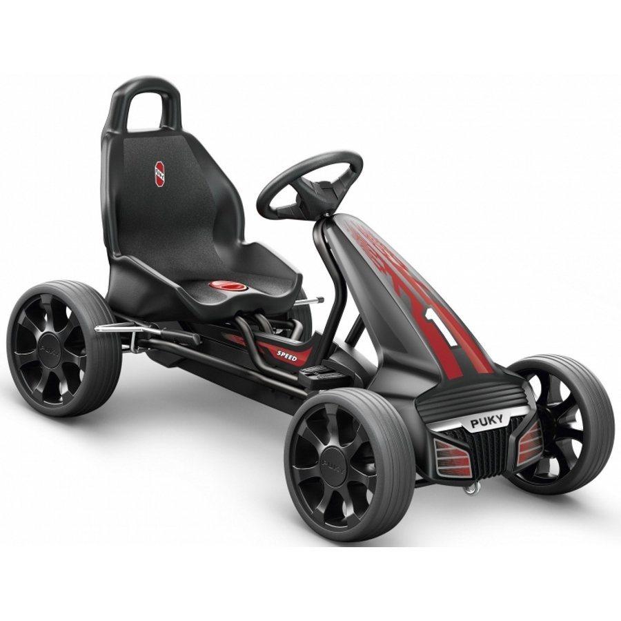 Puky Kinderfahrzeug »F 550 GoKart schwarz« in schwarz