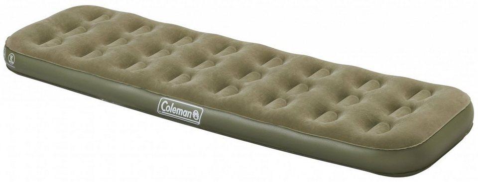 Coleman Bett & Liegen »Comfort Compact Air Bed Single« in braun