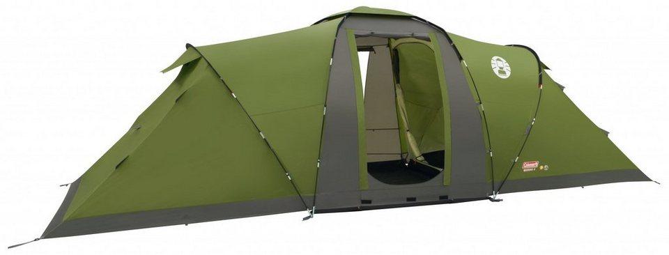 COLEMAN Zelt »Bering 6 Tent« in oliv