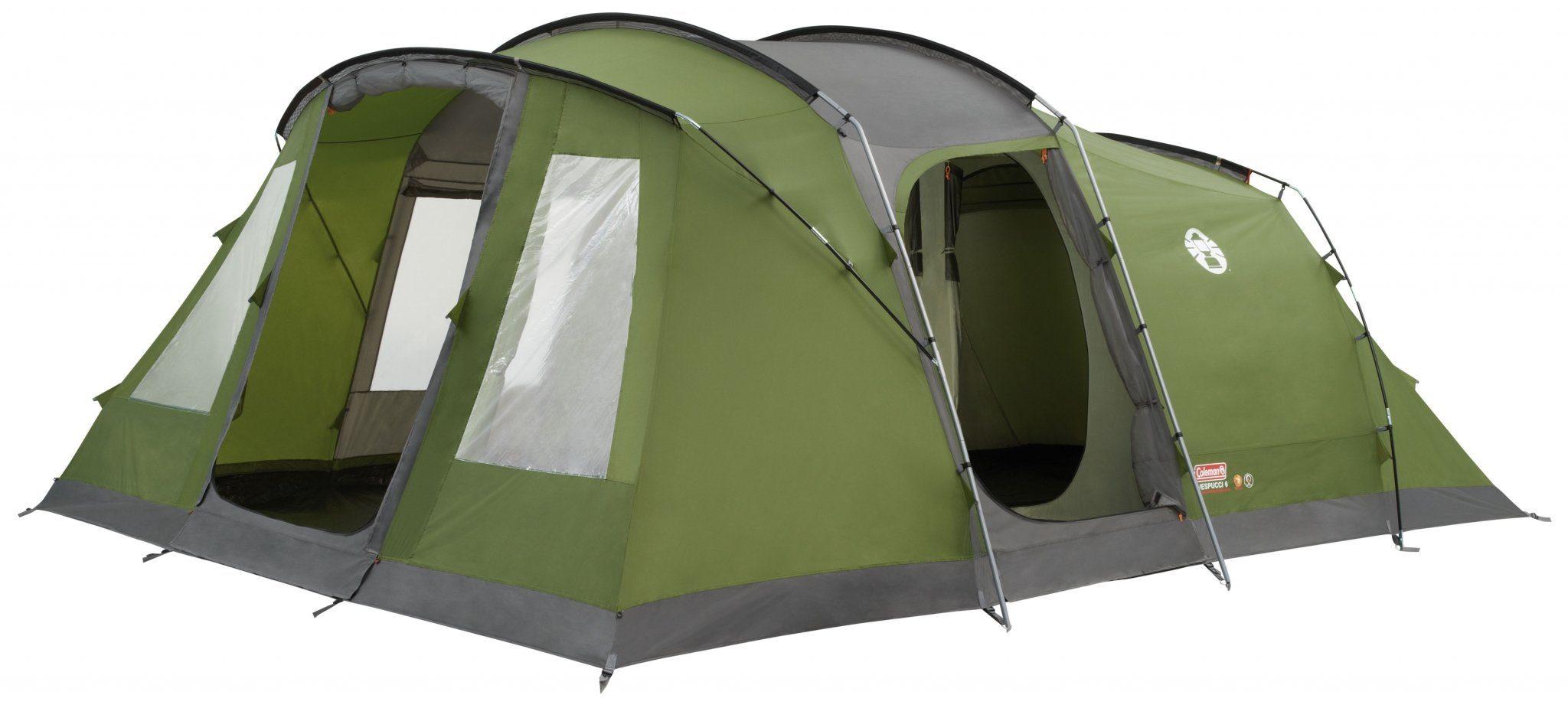 COLEMAN Zelt »Vespucci 6 Tent«