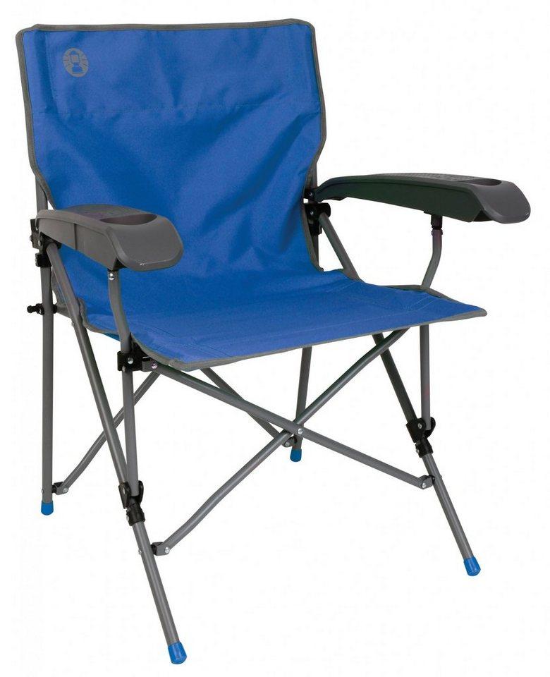Coleman Camping-Stuhl »Ver-Tech Chair« in blau