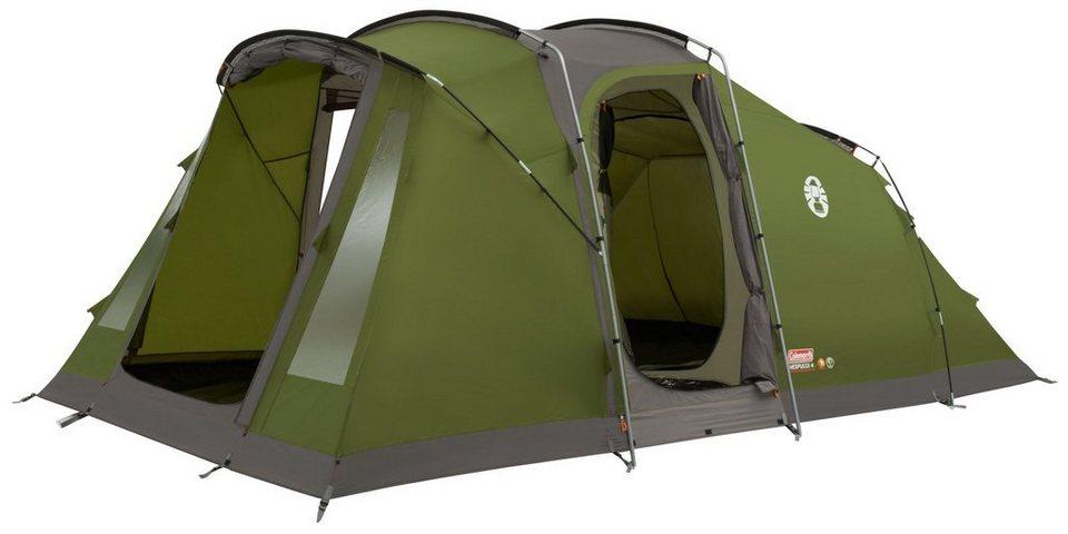 Coleman Zelt »Vespucci 4 Tent« in oliv