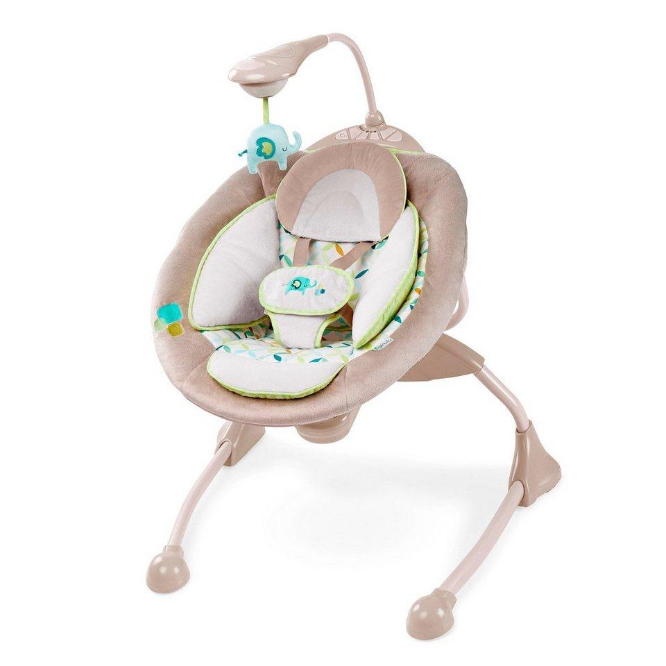 INGENUITY Babywippe InLighten Sway Seat™ in mehrfarbig