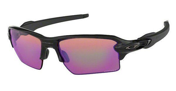 Oakley Herren Sonnenbrille »FLAK 2.0 XL OO9188«, schwarz, 918891 - schwarz