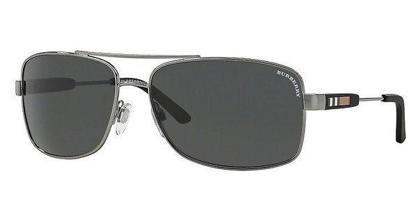 Burberry Herren Sonnenbrille » BE3074« in 100387 - grau/grau