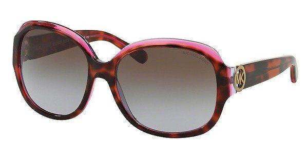 Michael Kors Damen Sonnenbrille »KAUAI MK6004« in 300368 - rosa/ lila