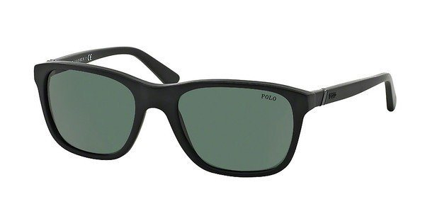 Polo Herren Sonnenbrille » PH4085« in 528471 - schwarz/grün