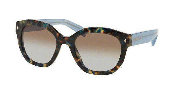 Prada Damen Sonnenbrille » PR 12SS«
