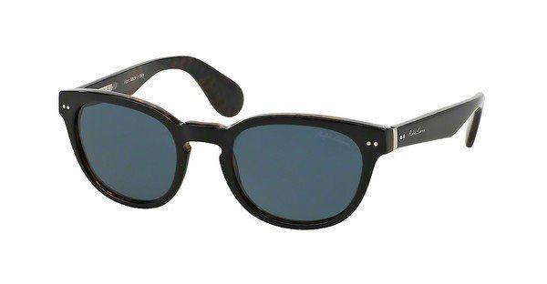 Ralph Lauren Herren Sonnenbrille » RL8130P« in 5260R5 - schwarz/grau