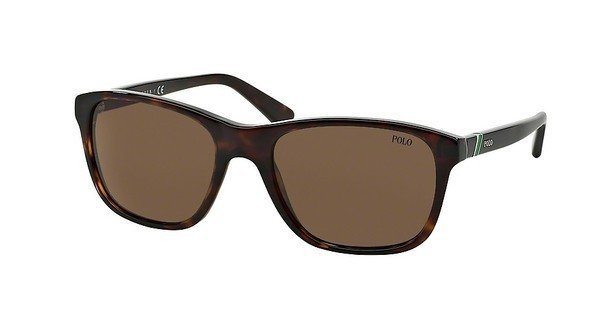 Polo Herren Sonnenbrille » PH4085« in 500373 - braun/braun