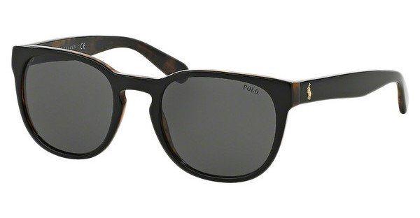 Polo Herren Sonnenbrille » PH4099« in 526087 - schwarz/grau