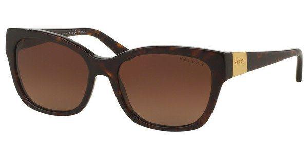 Ralph Damen Sonnenbrille » RA5208« in 1378T5 - braun/braun