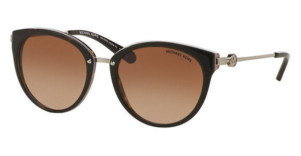 Michael Kors Damen Sonnenbrille »ABELA III MK6040« in 314513 - braun/braun