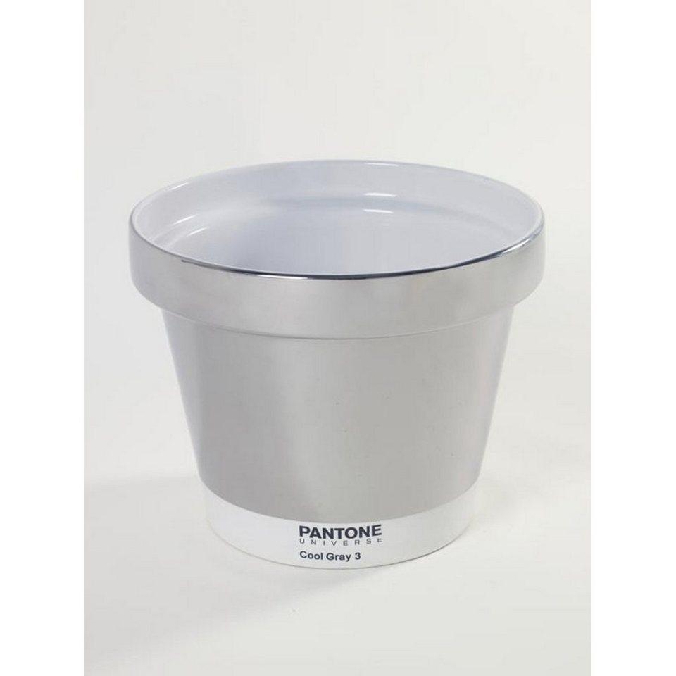 Serax Serax Topf X-Large Silber Pantone Cool Gray 3 in grau, Pantone Cool G