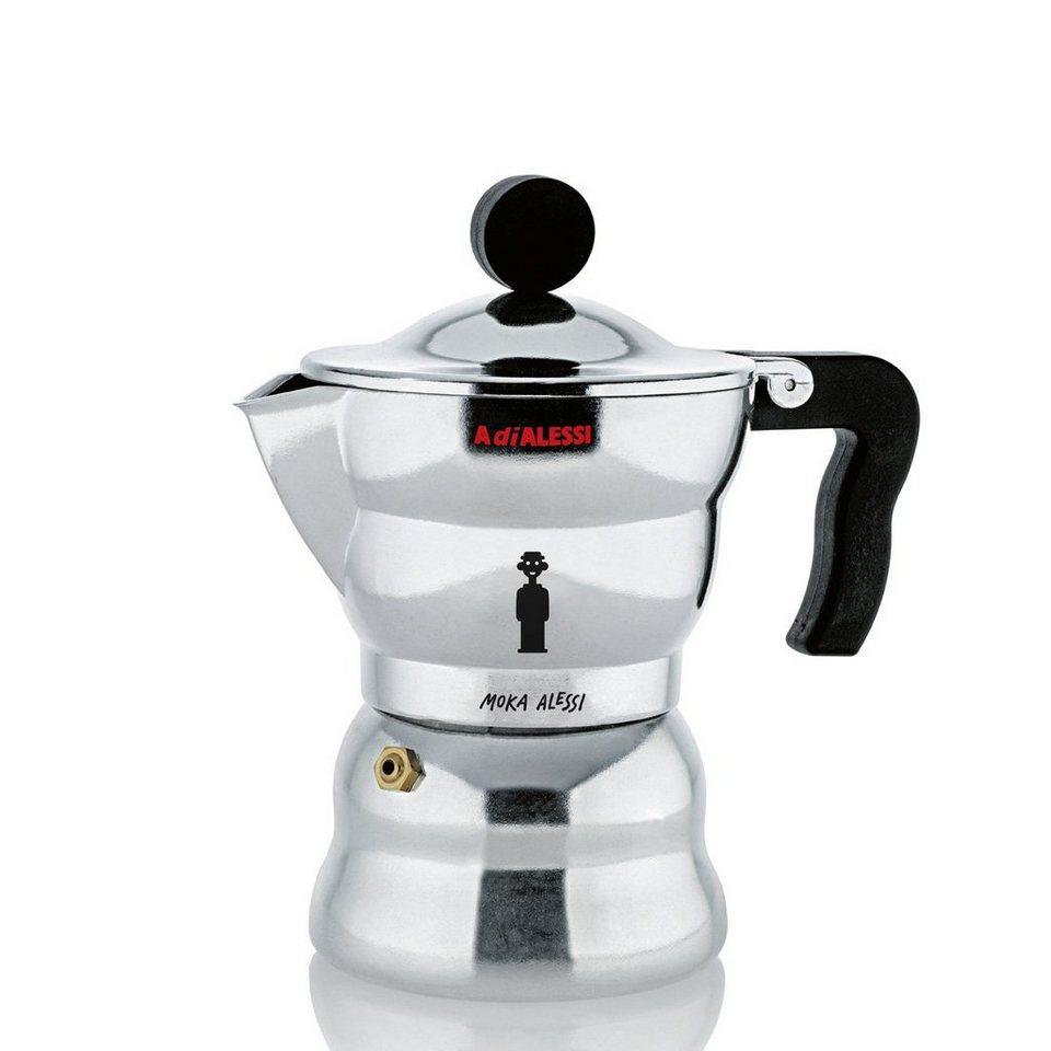 alessi alessi espressomaschine moka alessi 3 tassen online kaufen otto. Black Bedroom Furniture Sets. Home Design Ideas